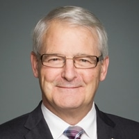 The Honourable Marc Garneau